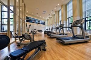Grand Hotel Esplanade, Gym