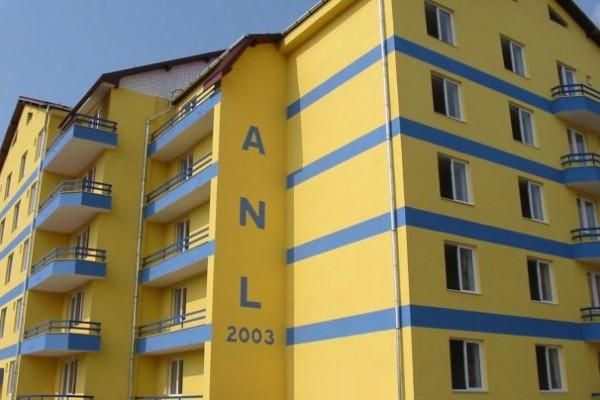 175 milioane Euro pentru construcția a 7000 de locuințe ANL
