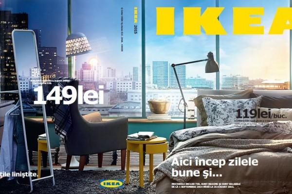 Bilanțul ultimului an de catalog IKEA