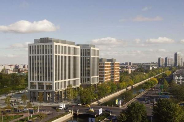 Doua cladiri birouri Timpuri Noi stabilit pentru 2017