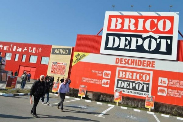 Planurile de extindere ale Brico Depot prevăd inclusiv mediul online