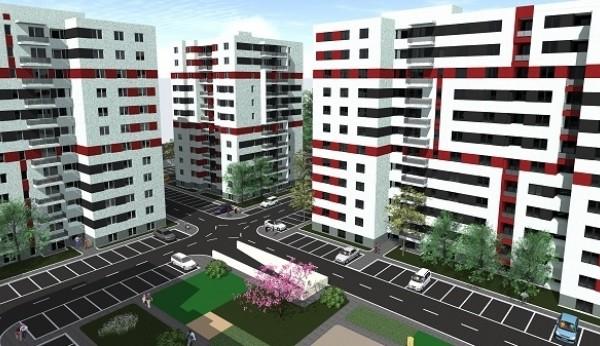 Proiect rezidential de 10 milioane Euro în zona Păcii