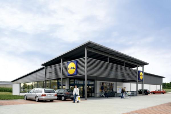 Un nou magazin Lidl la Hunedoara