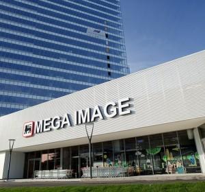 Un nou magazin Mega Image pe Barbu Văcărescu
